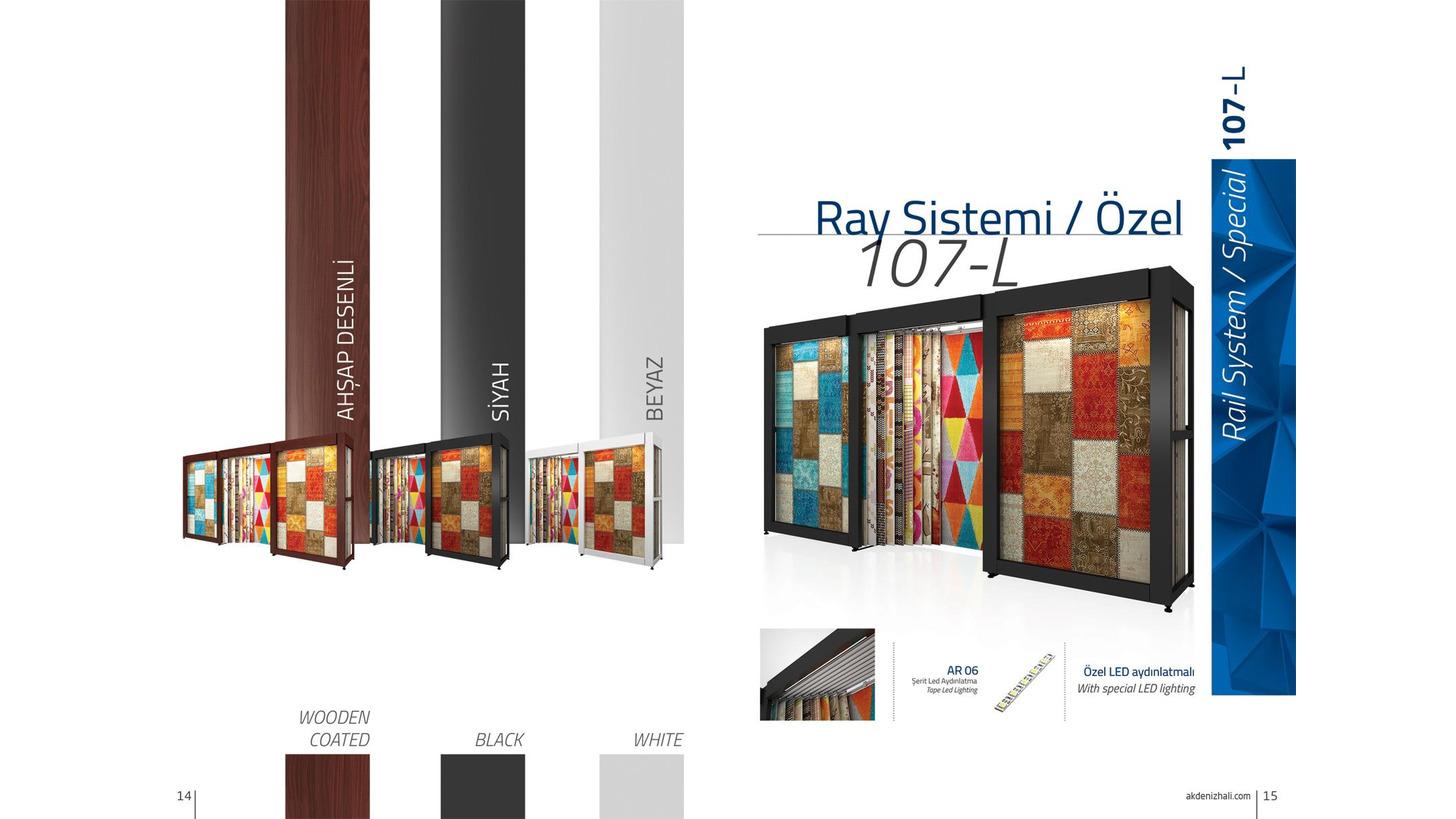 Logo Carpet Display System