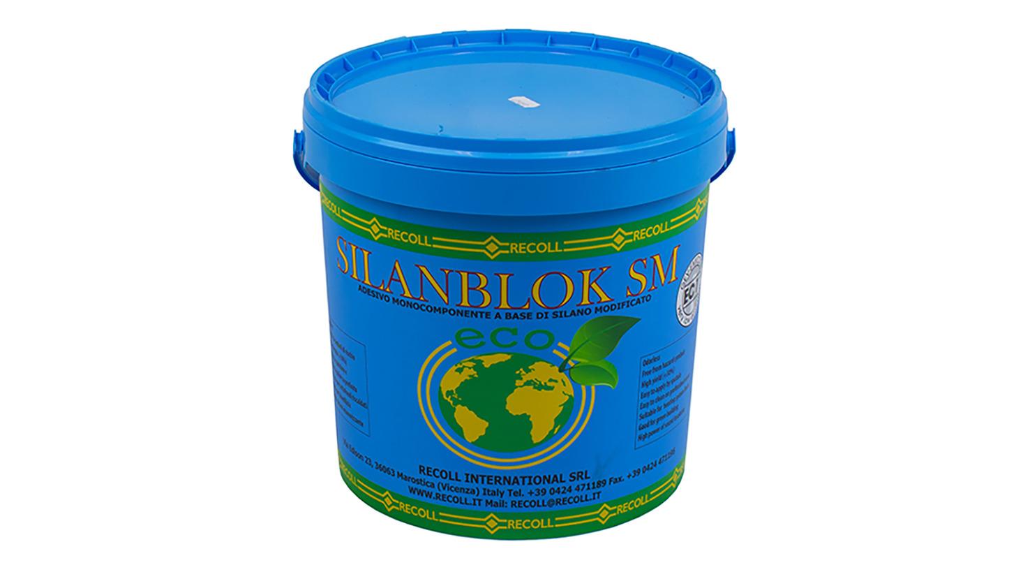 Logo Silanblok SM
