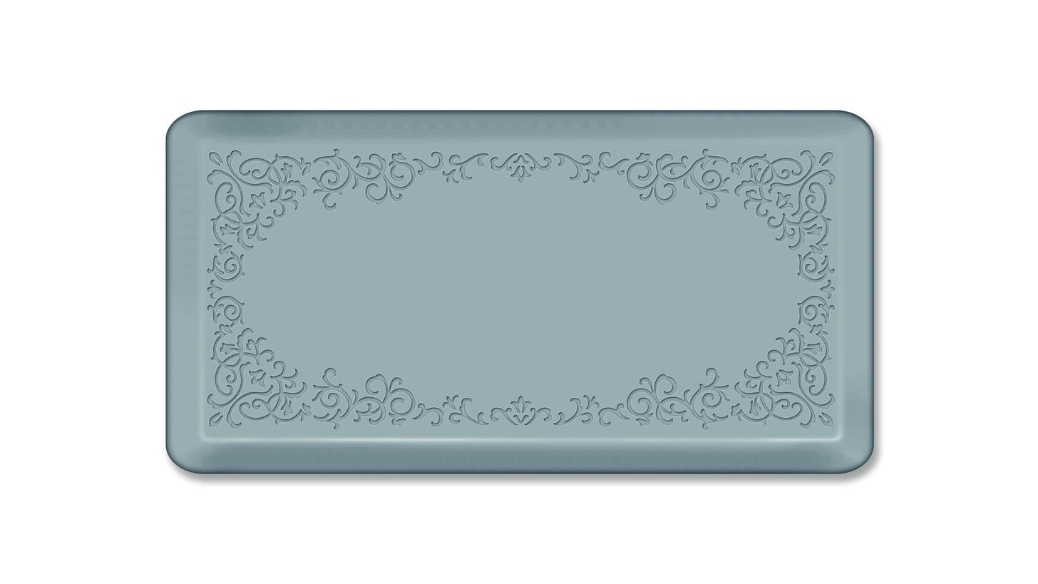 Logo Comfort floor mat