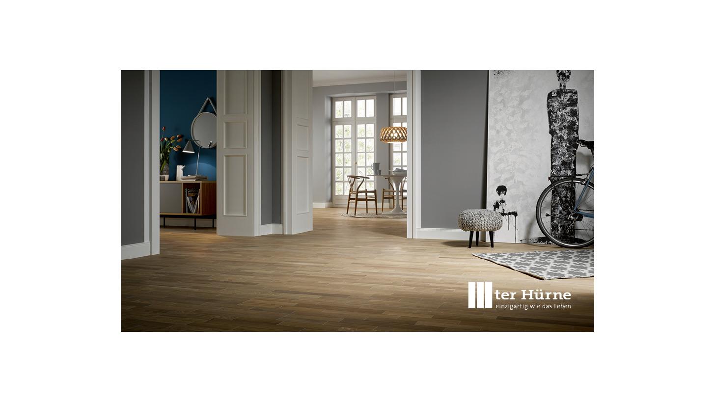 Logo Engineered Hardwood Flooring