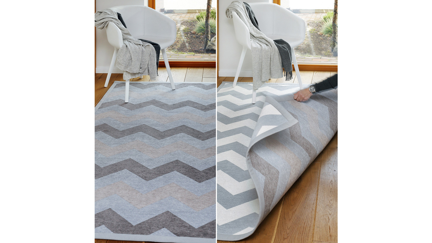 Logo Two-sided smartWeave® rugs