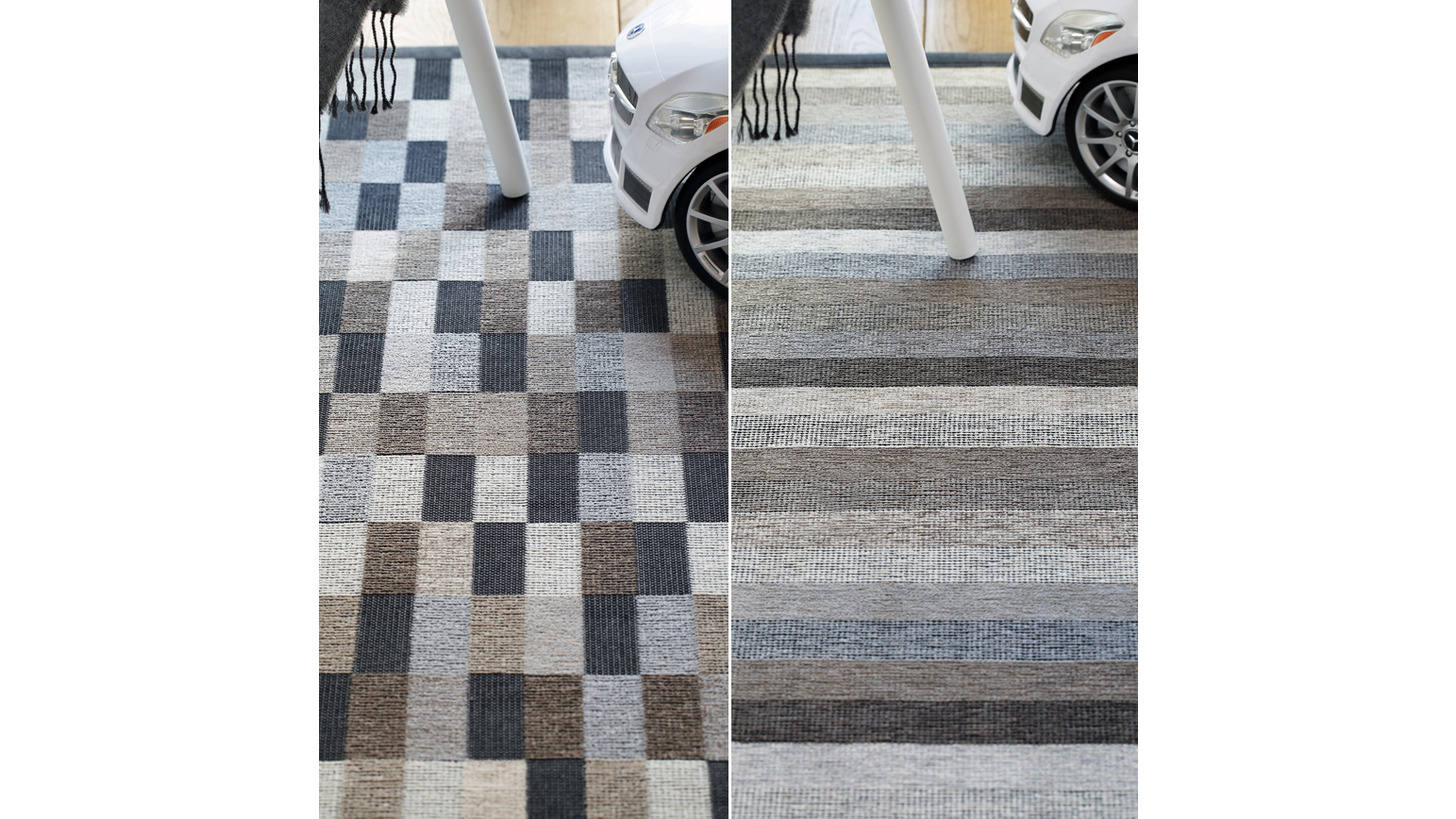 Logo Two-sided newWeave® rugs