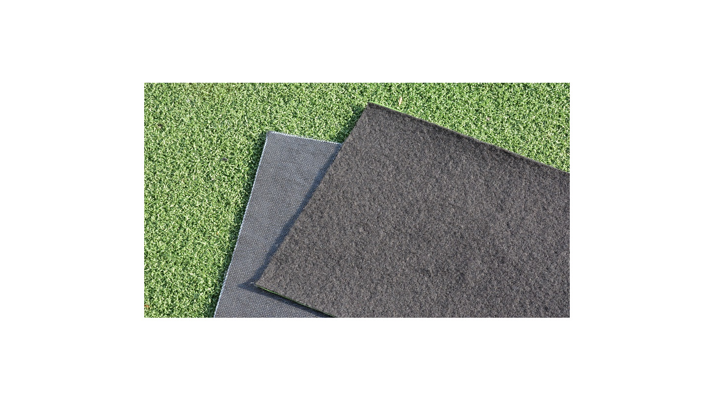Logo Composite lawn backing
