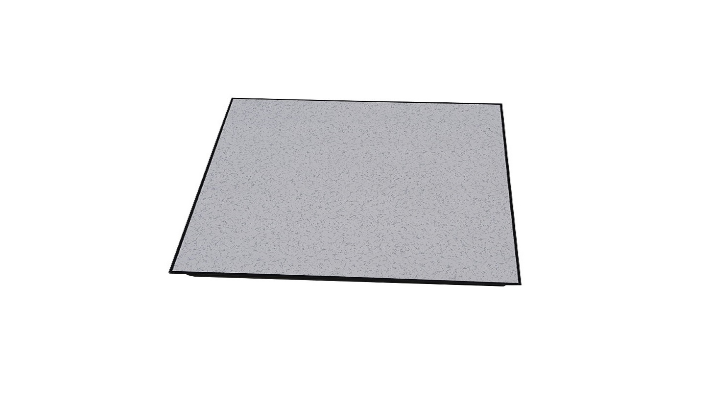 Logo Antistatic steel cement panel