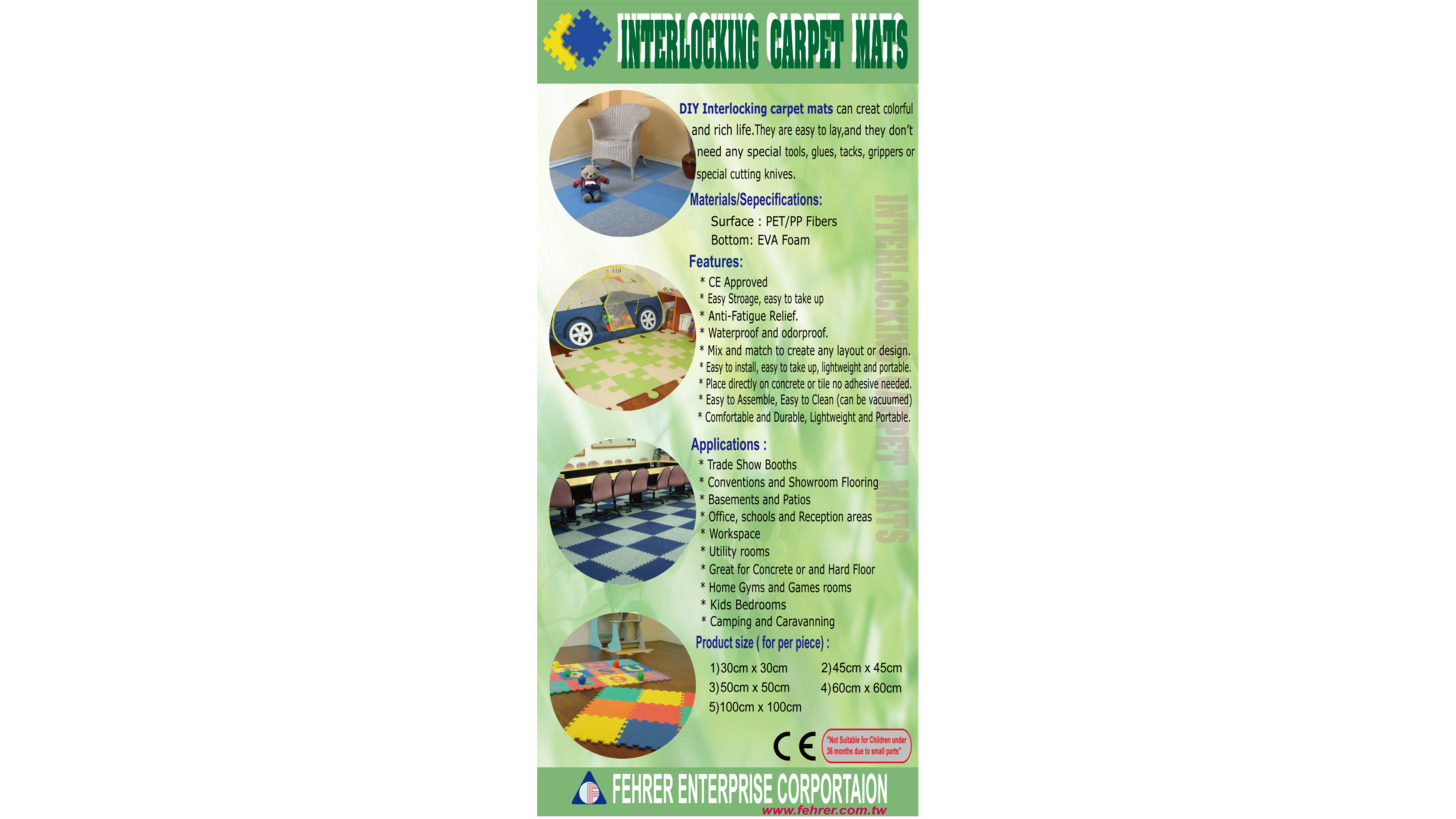 Logo Car Interior Products, Household DIY Products, Needle-punching Felt