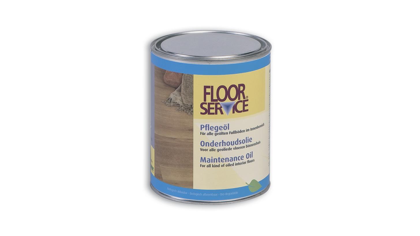 Logo Floorservice Pflegeöl