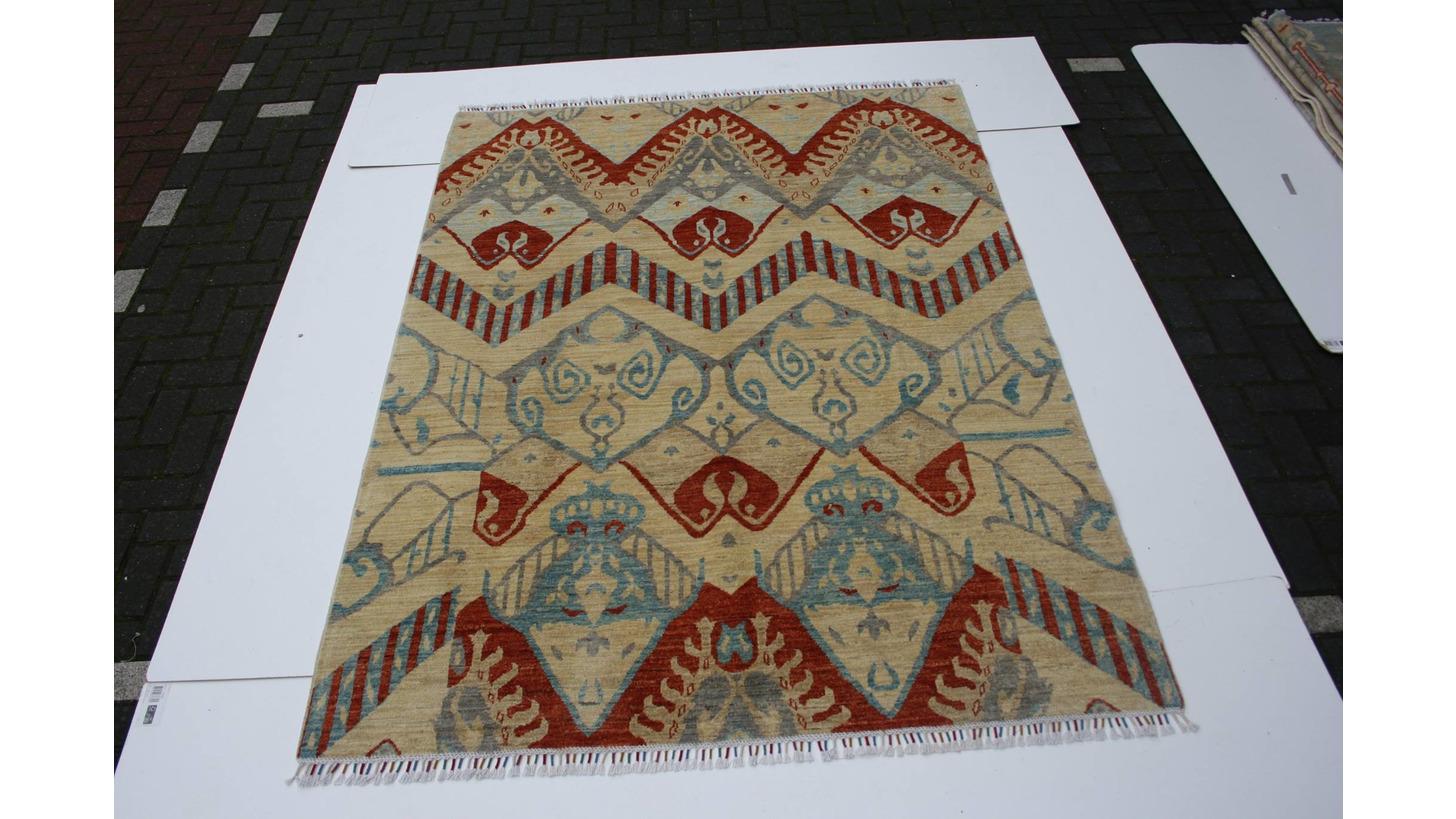 Logo Ikat Ziegler Carpets
