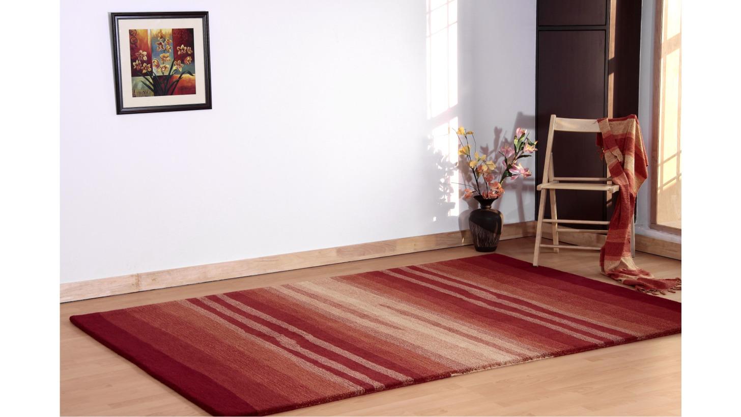 Logo Hand-made Woolen Carpets