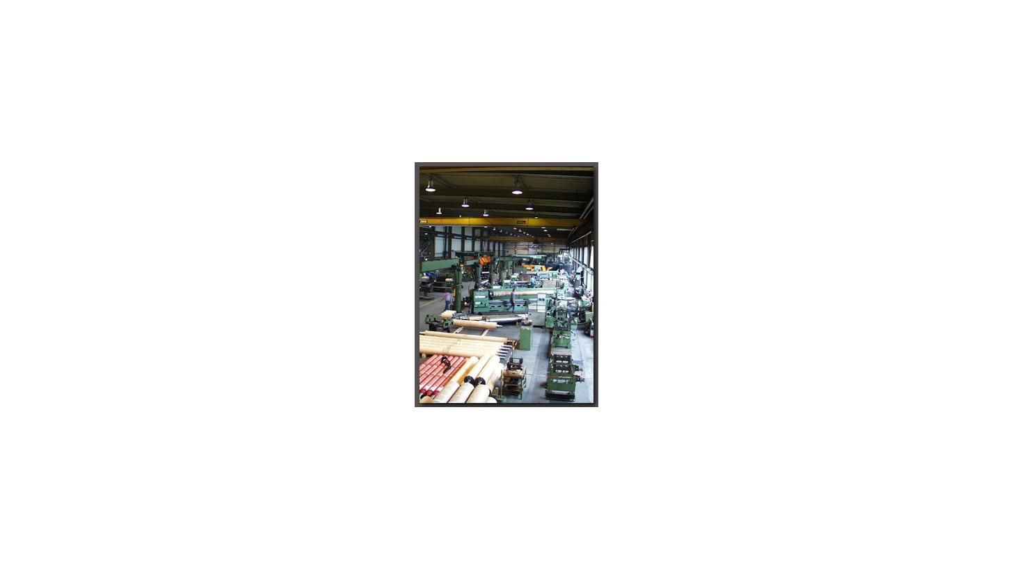Logo Technische Walzen /  Rohkörperfertigung