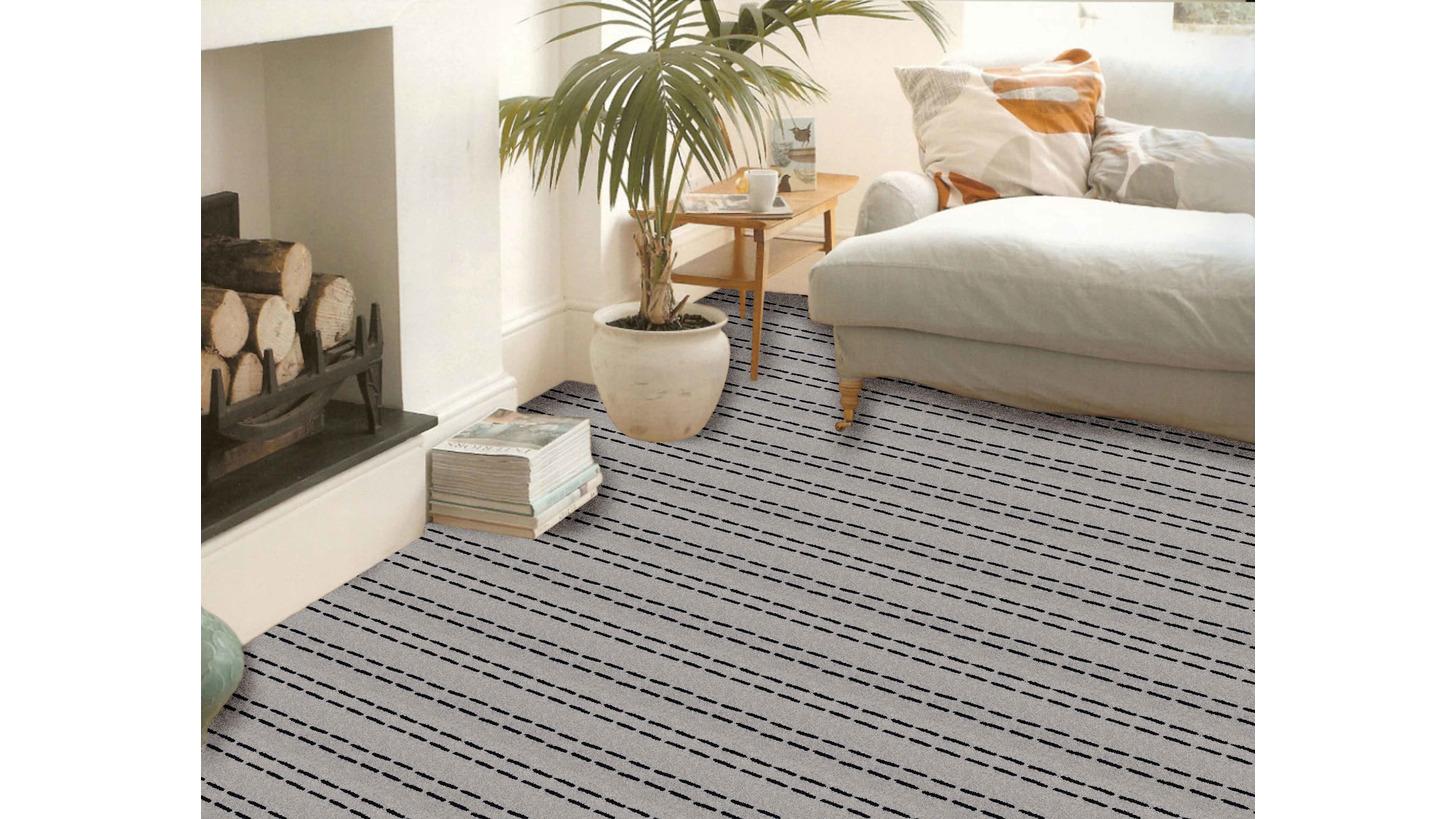 Logo Mashine made carpets