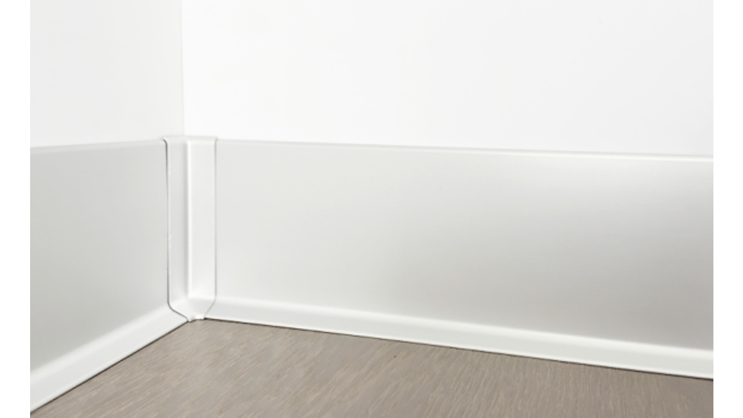 Logo Aluminium Wall Skirting Board