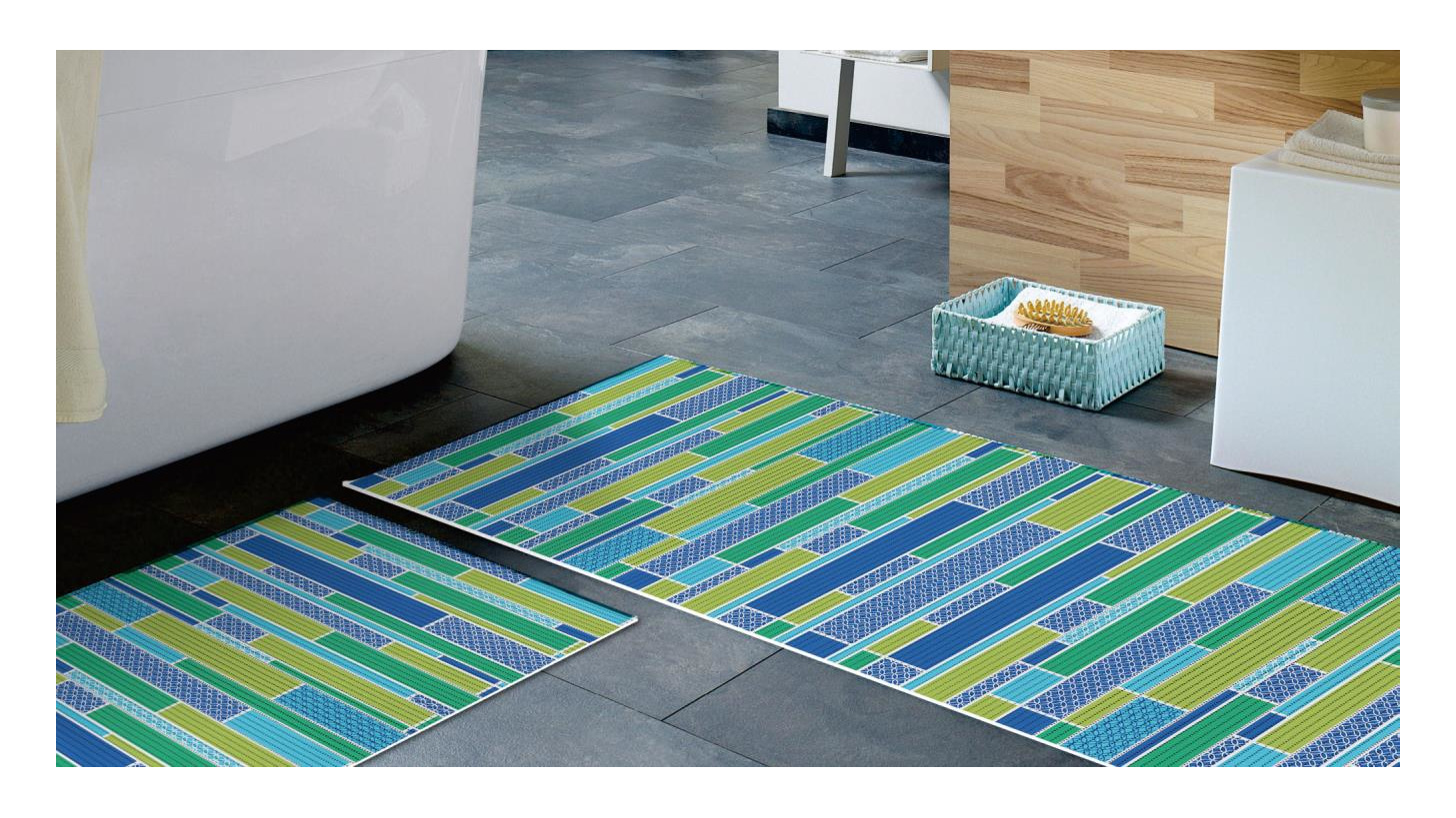 Logo Anti-slip-mat Floor covering