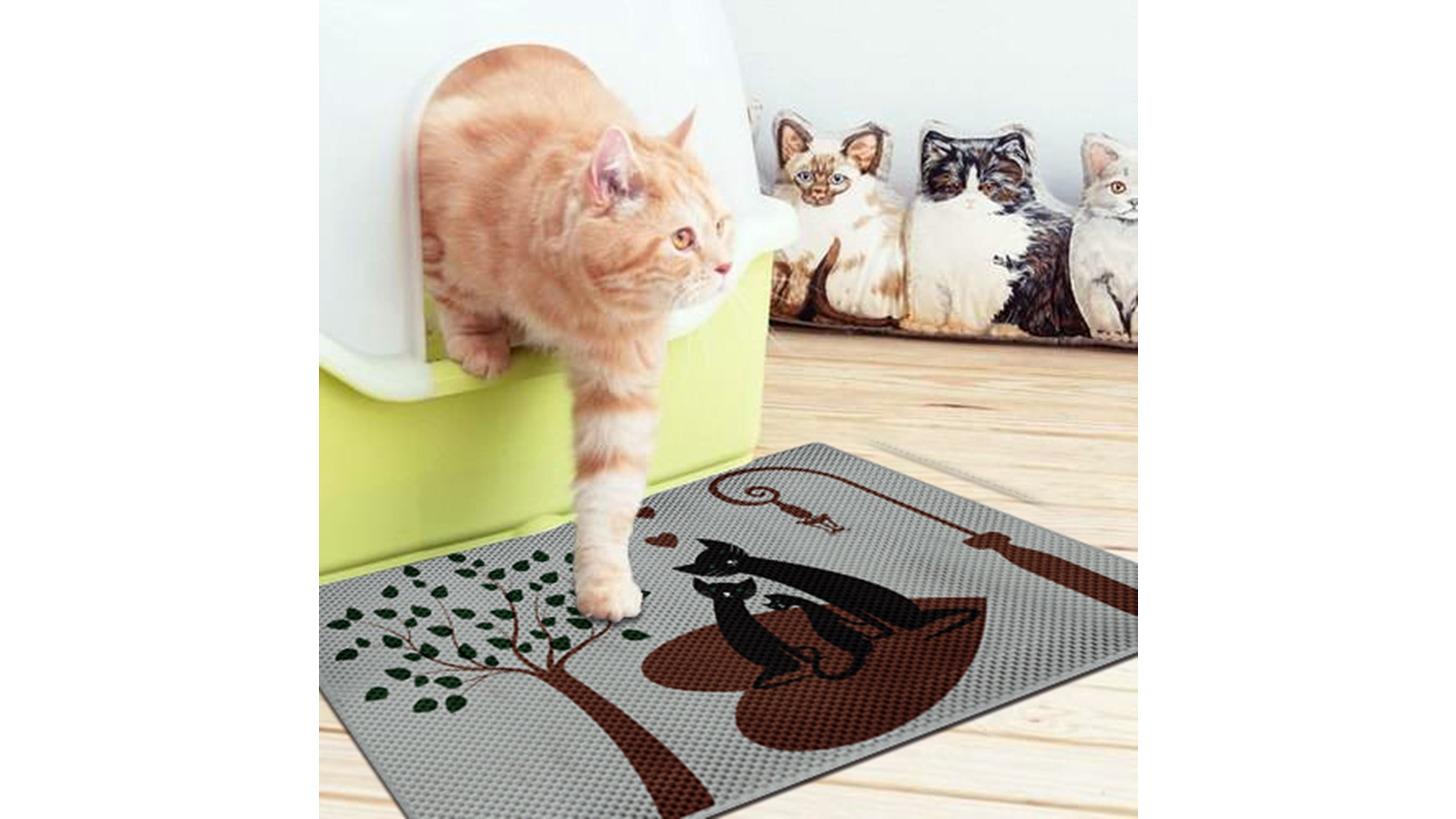 Logo Cat Mat