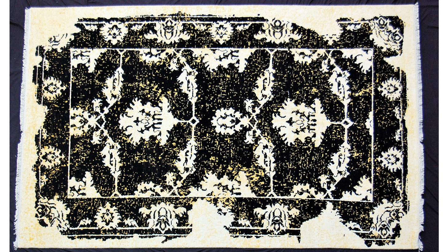 Logo HAND KNOTTED  CARPETS