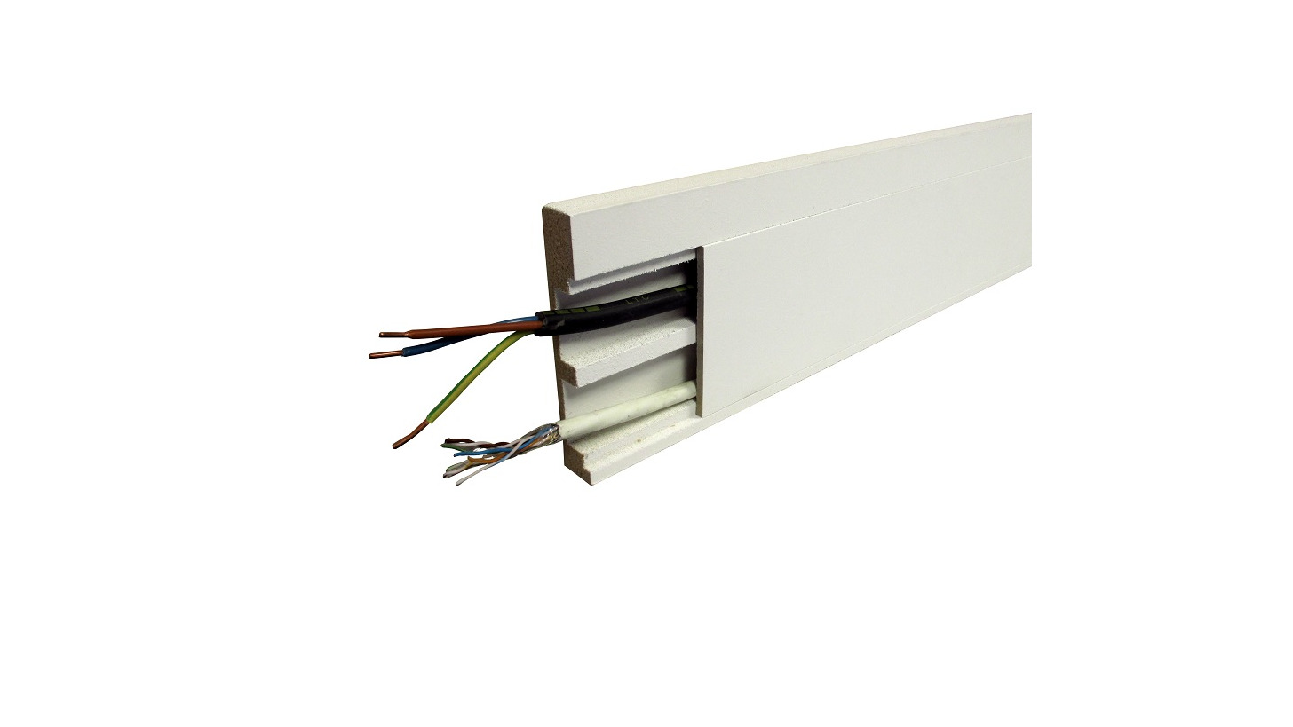 Logo HIDE WIRES SKIRTING