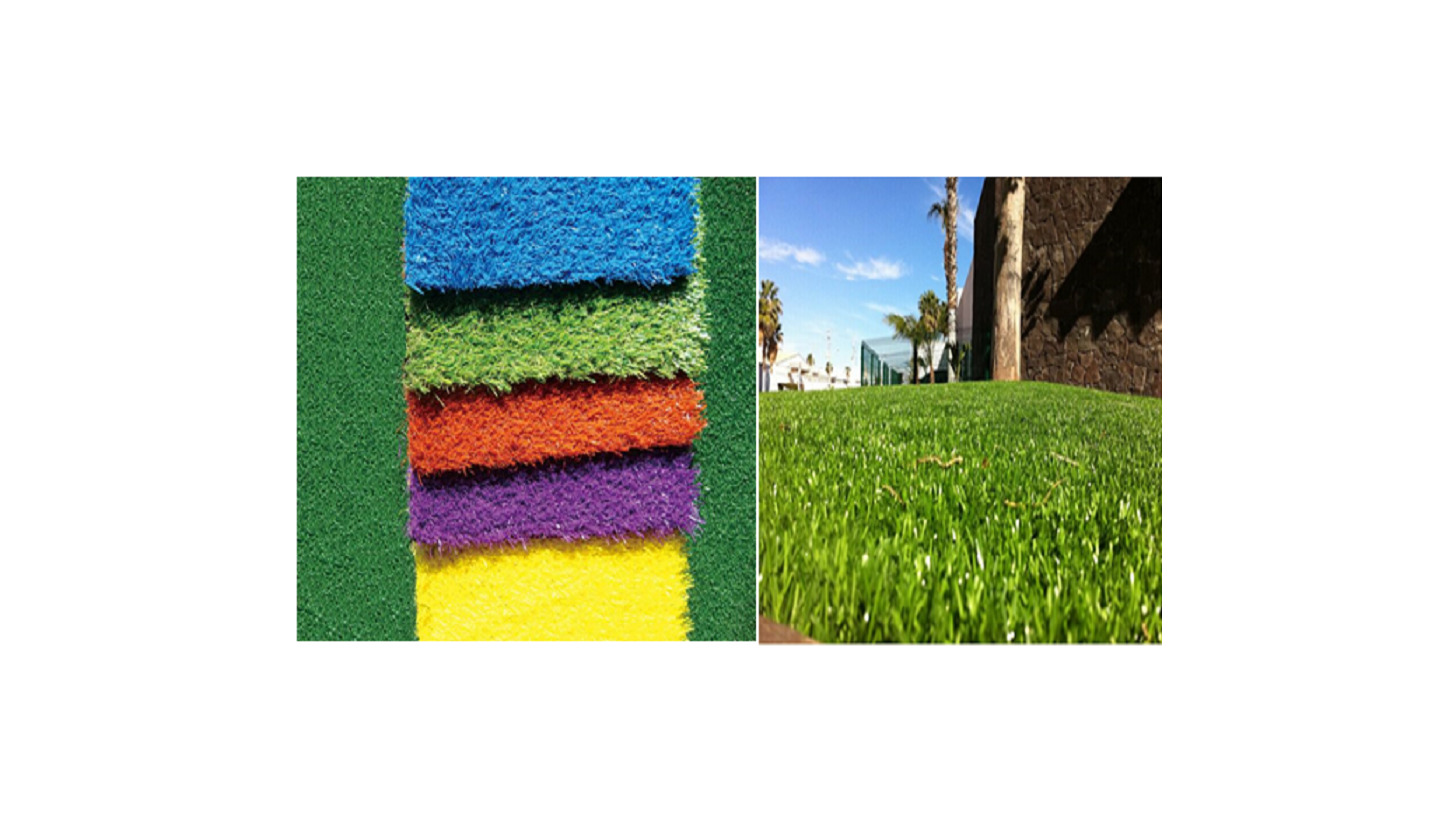 Logo Artificial grass yarn
