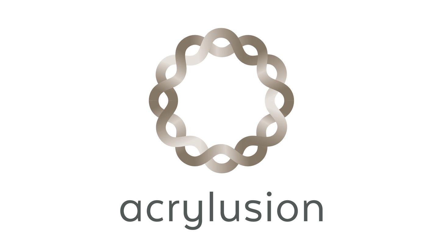 Logo Acrylusion