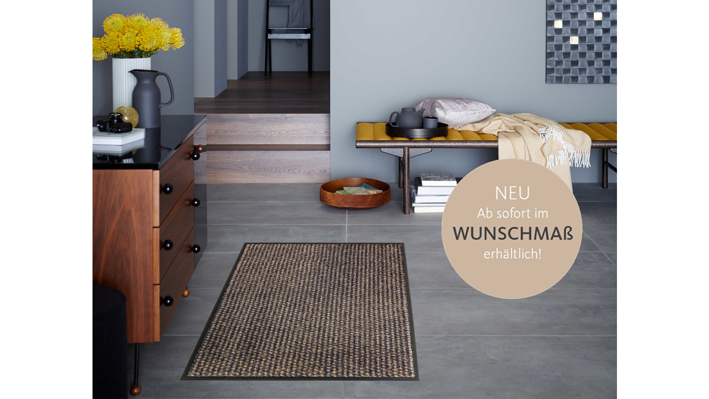 SCHÖNER WOHNEN Schmutzfangmatten - Produkt - DOMOTEX 2018