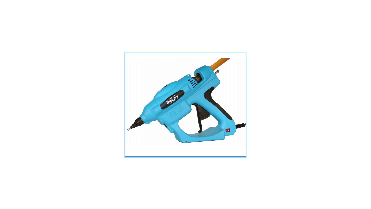 Logo Exakt Super-306 Heavy Duty Industrial Glue Gun