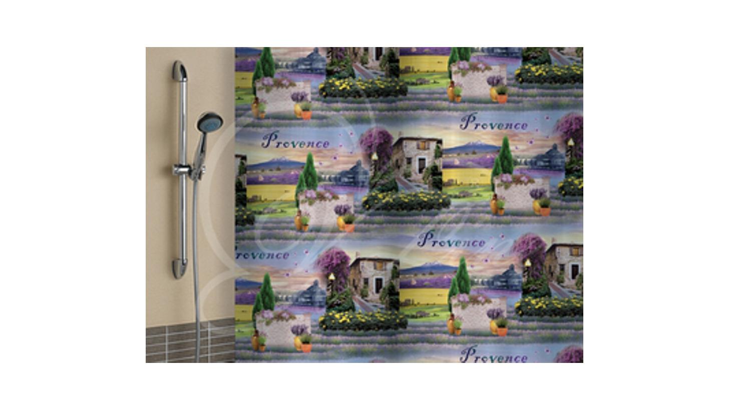 Logo Shower curtains (textile)