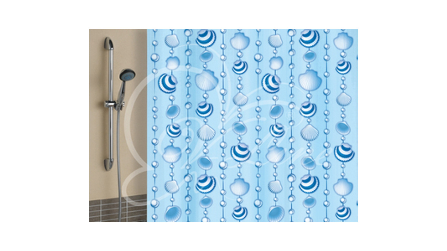 Logo Shower curtains (non textile)