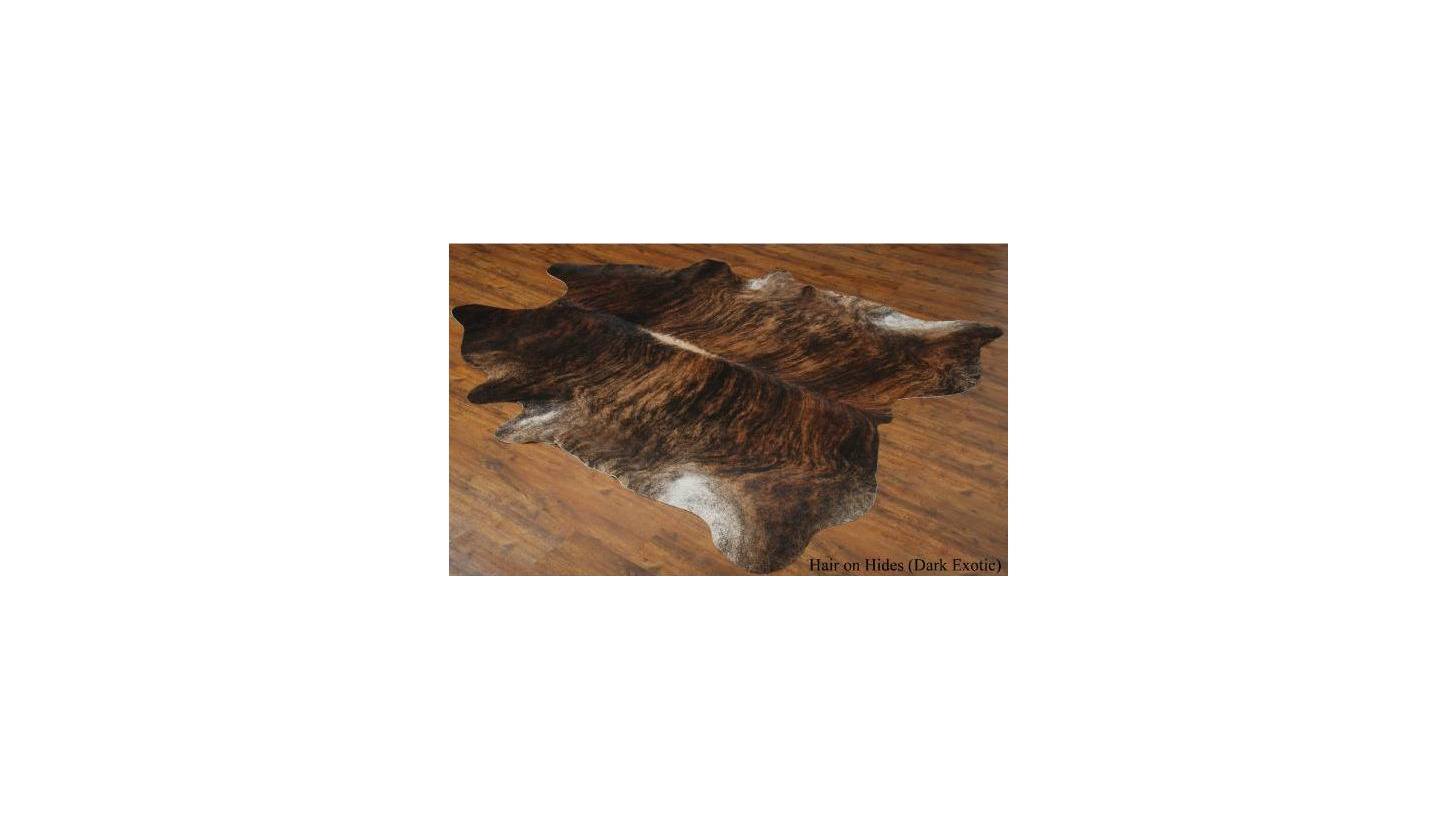 Logo Leather Rugs & Hides