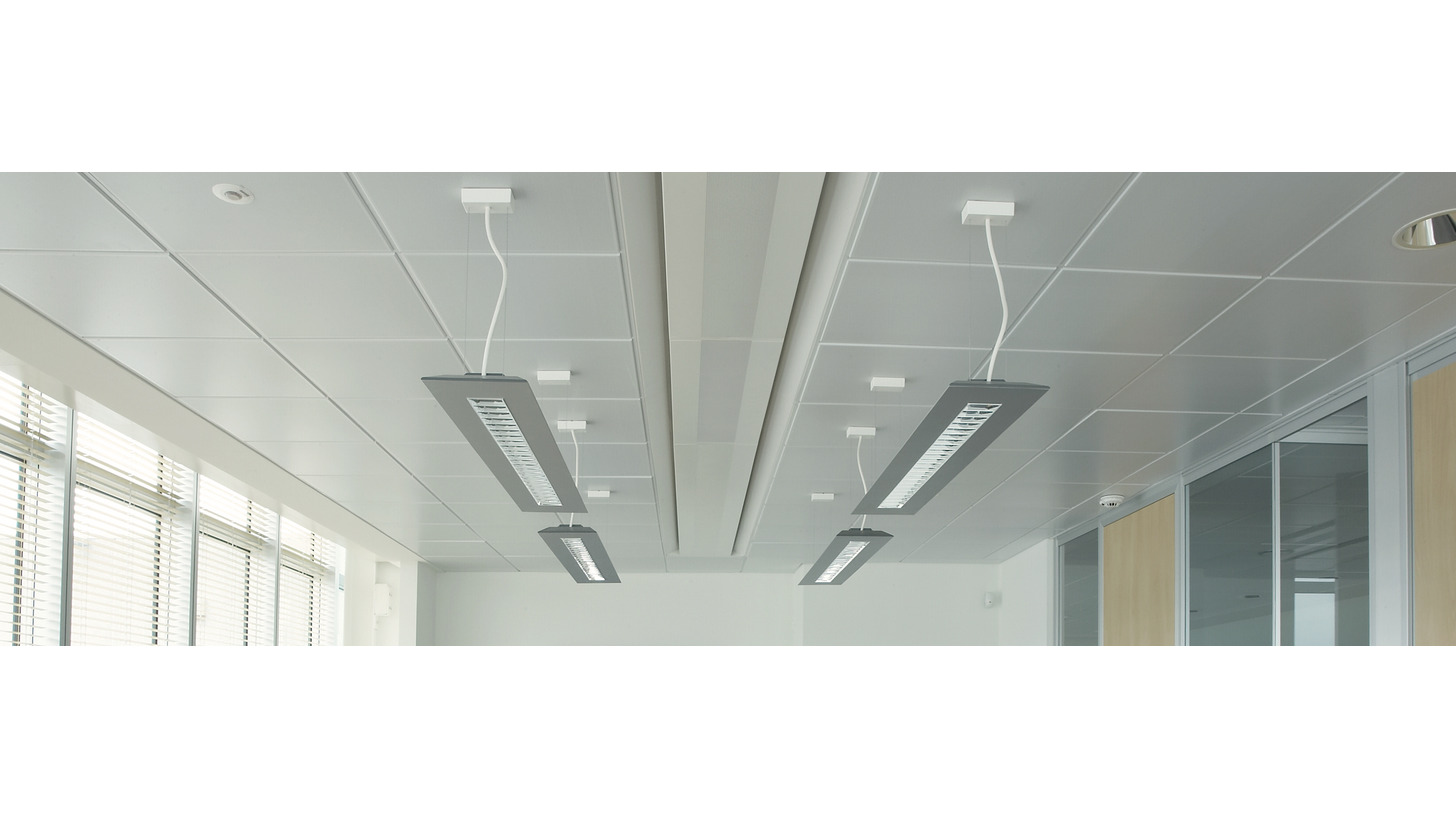 Logo METAL and WOOD CEILINGS & COVERINGS, RAISED ACCESS FLOORS, DEMOUNTABLE