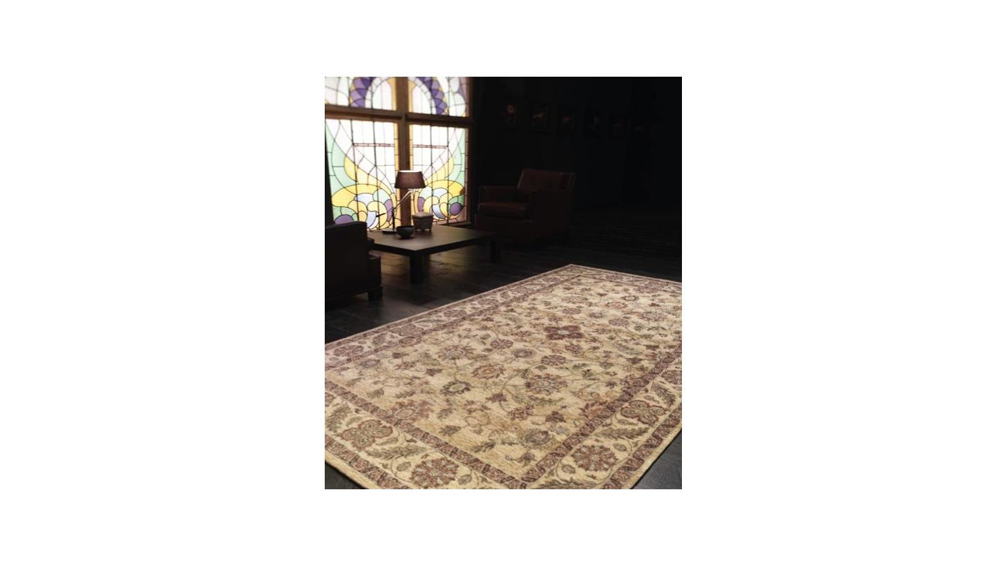 Logo Machine made carpets