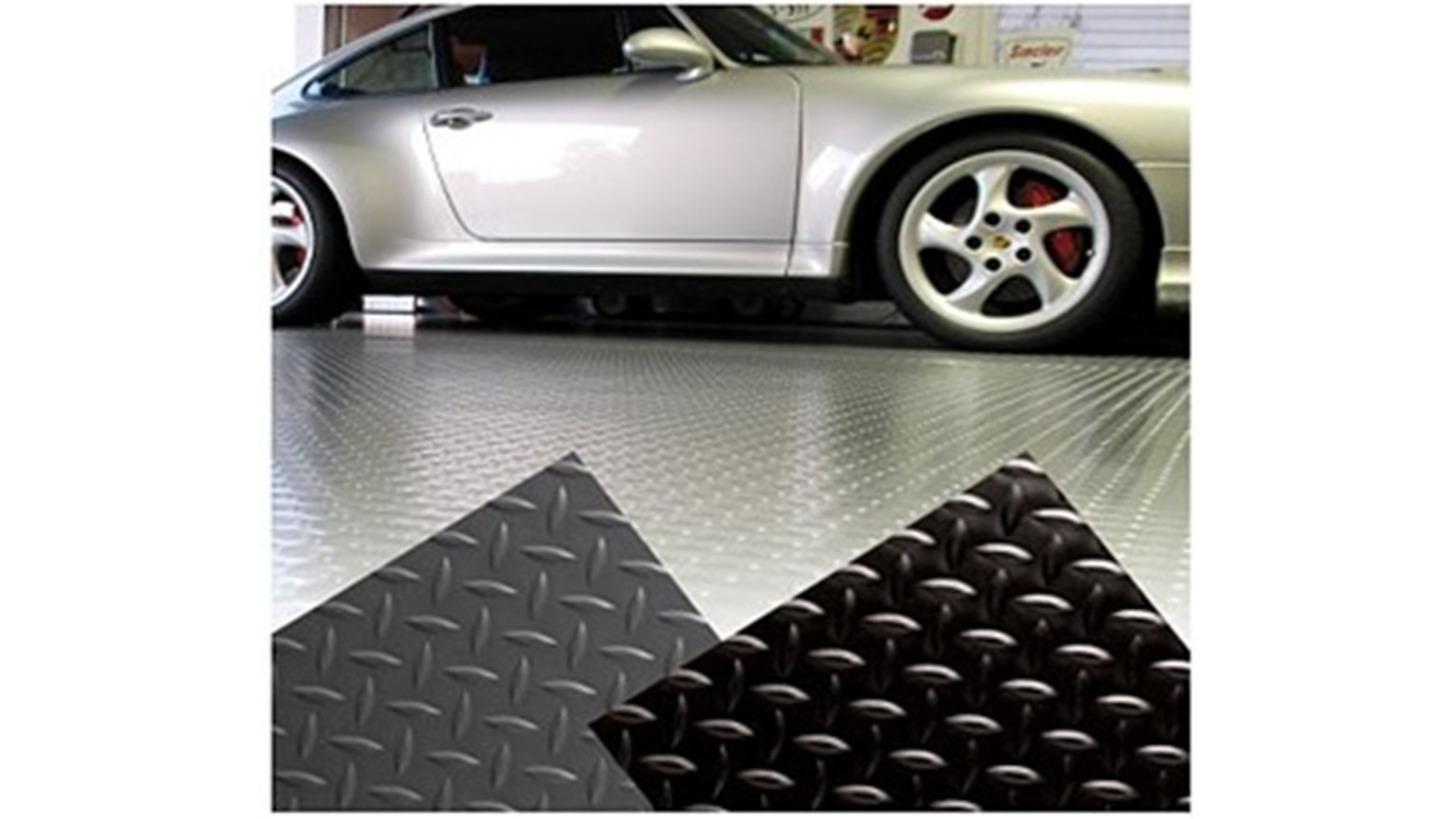 Logo PVC Floor Mat