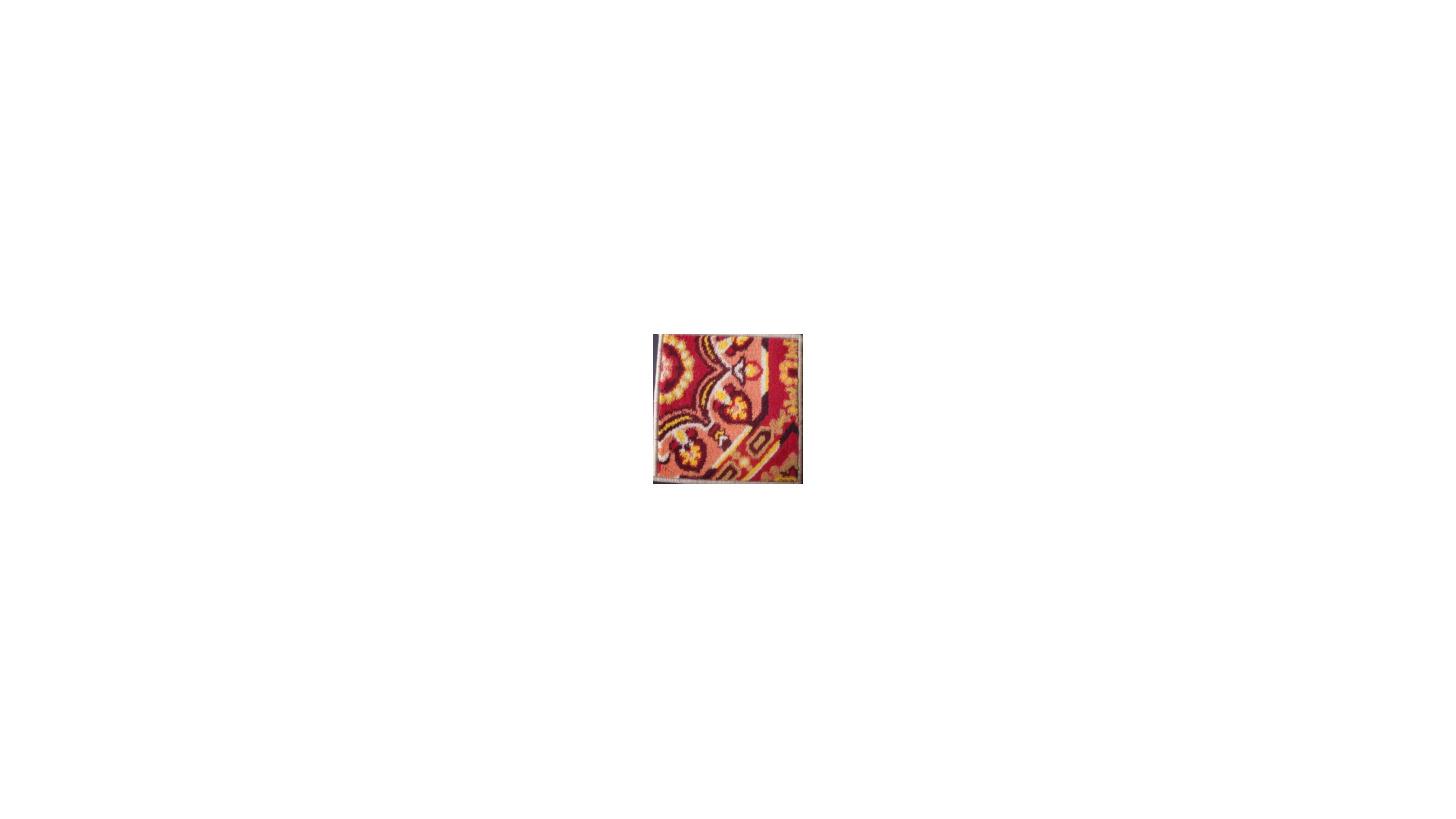 Logo Axminster woolen carpet