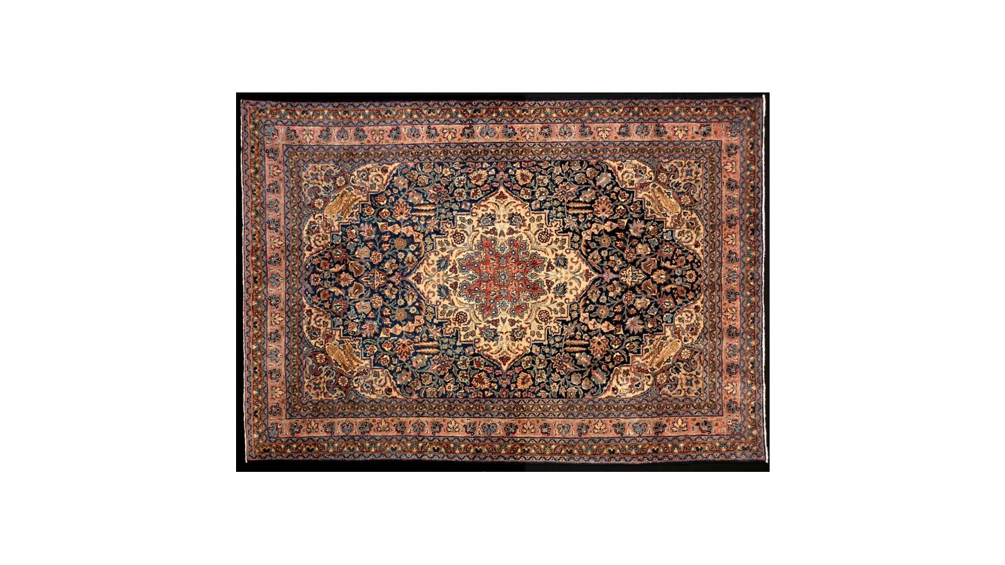 Logo Tabriz Fine Antique Rug 180 X 132