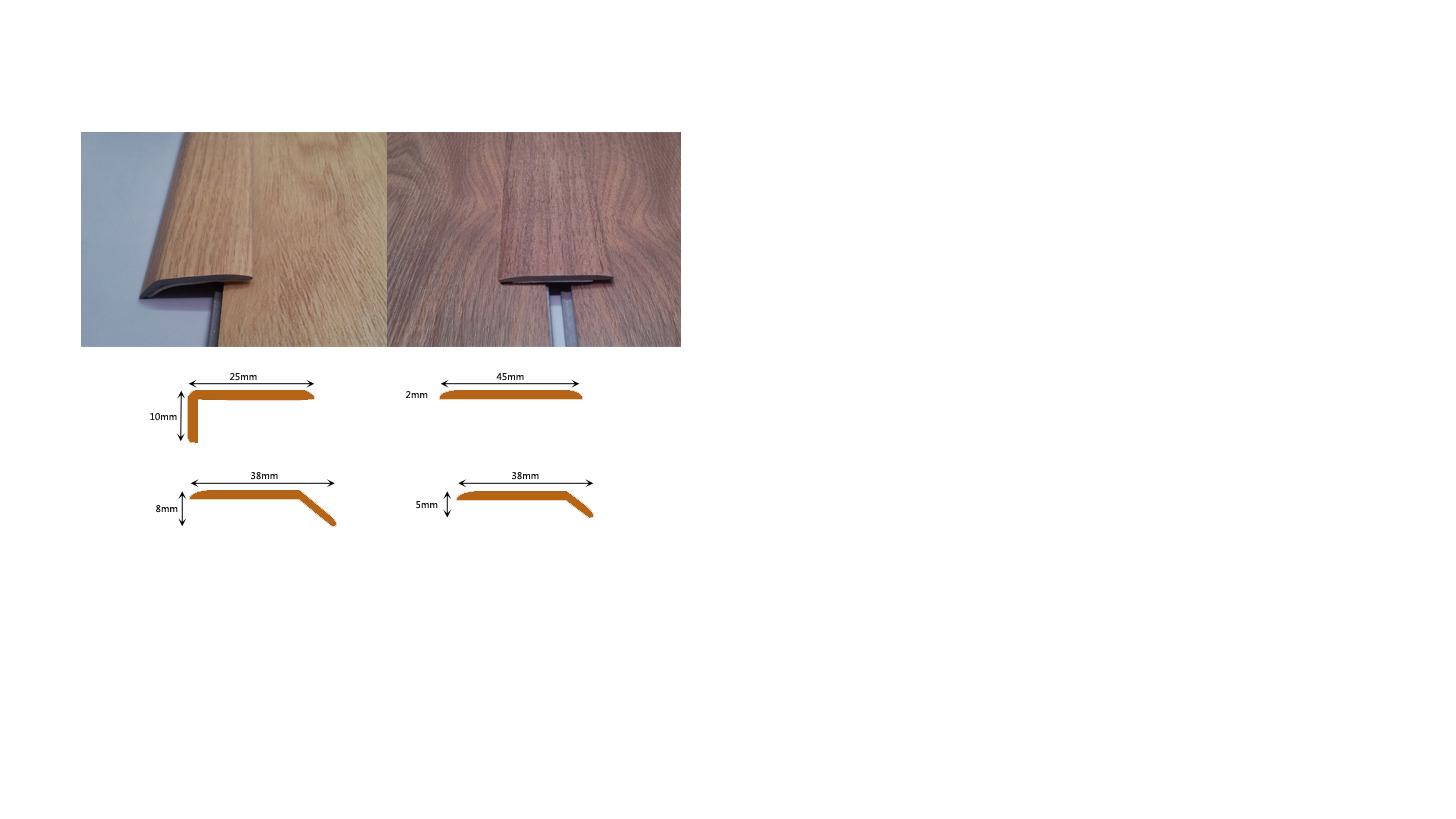 Logo PVC--Verbindungs-Profile