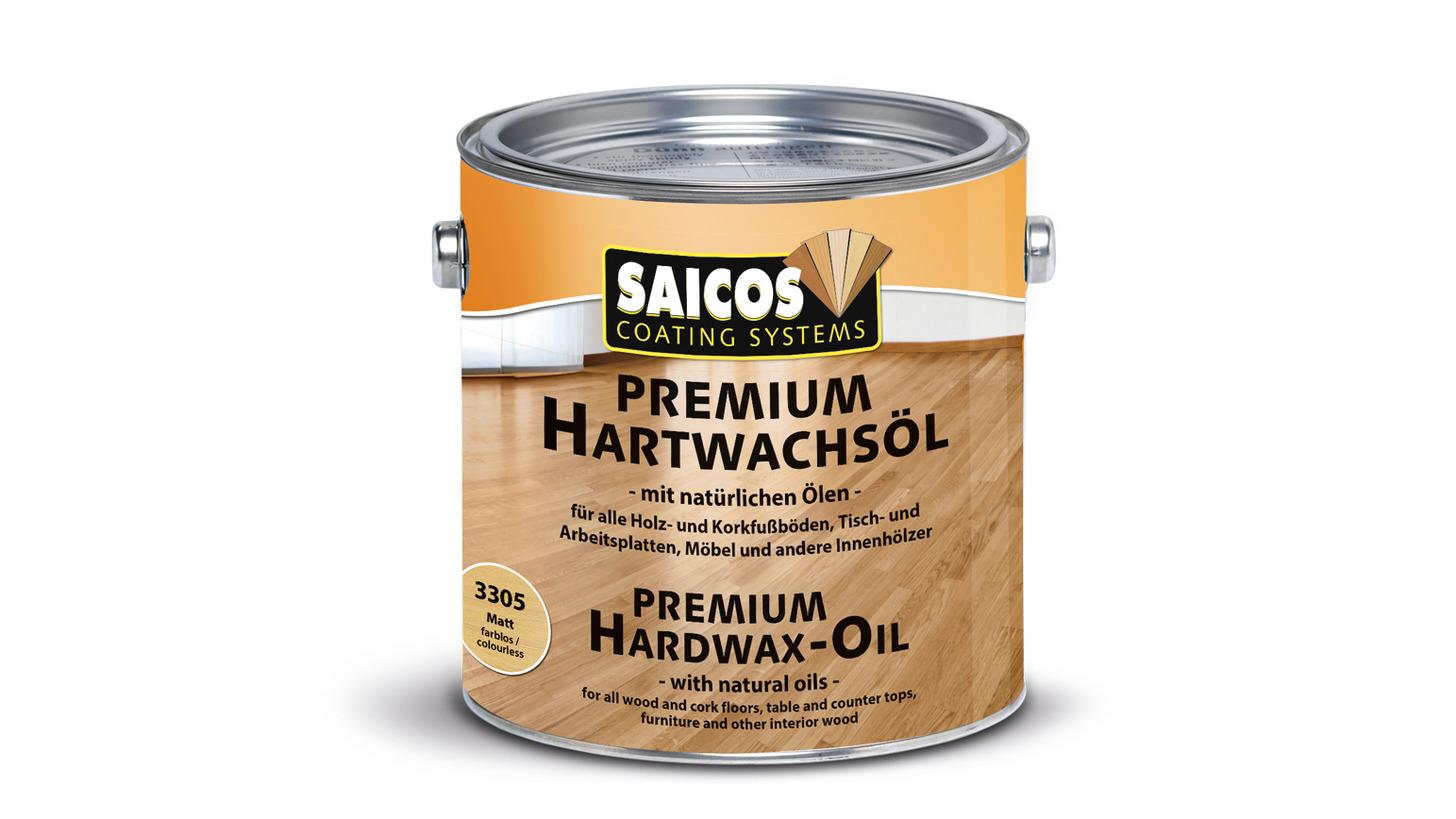 Logo Premium Hartwachsöl