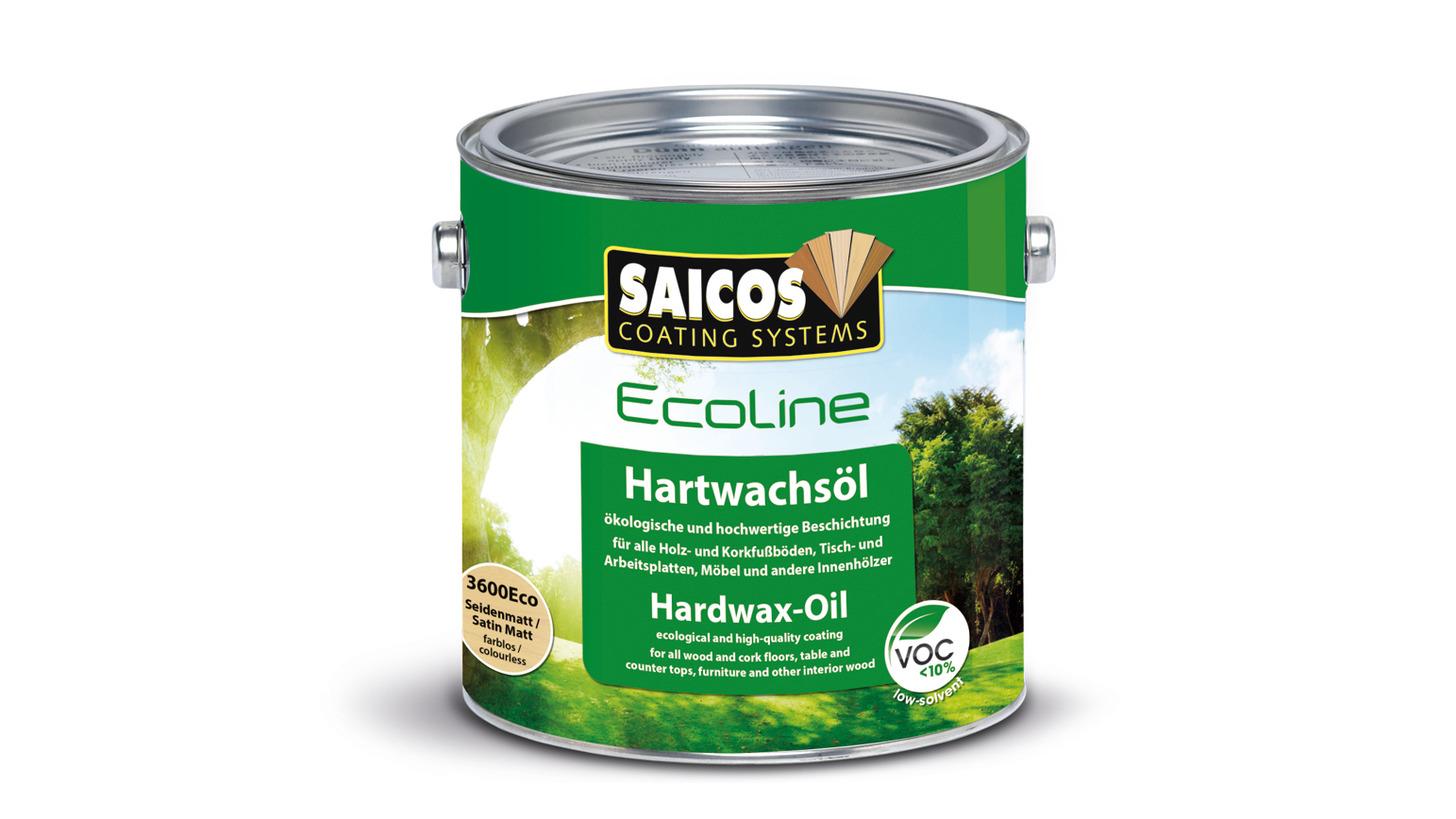 Logo Ecoline Hartwachsöl