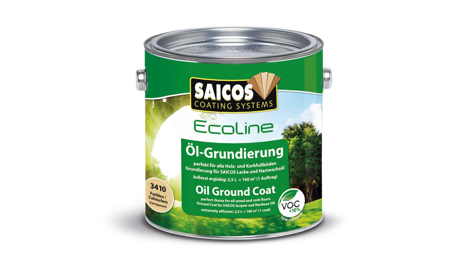 Logo Ecoline Öl-Grundierung