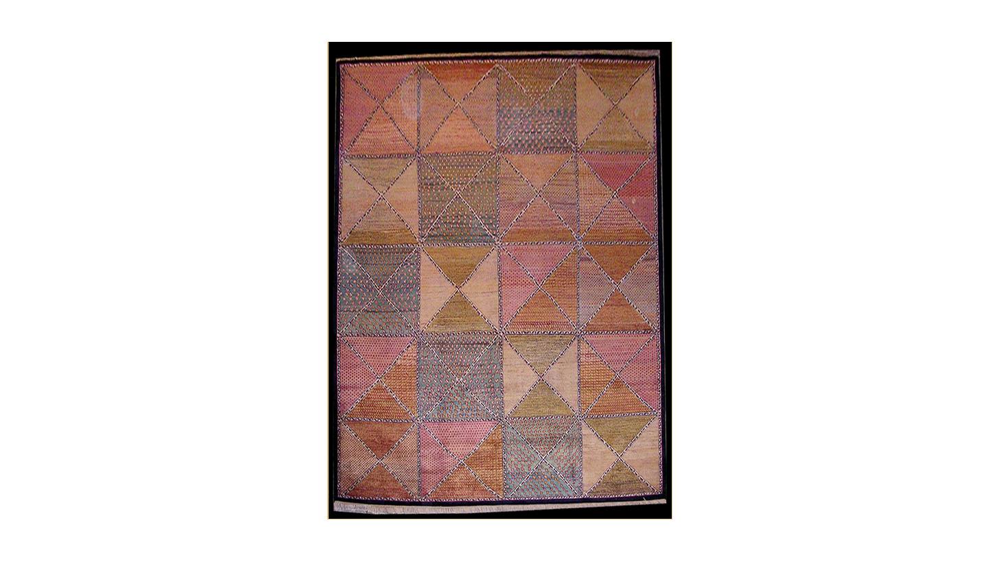 Logo Agra vegetable dye rugs