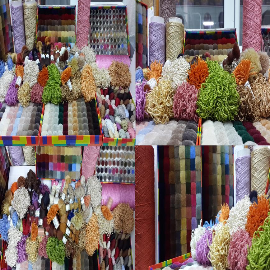 Logo Polypropylene Carpet Yarn