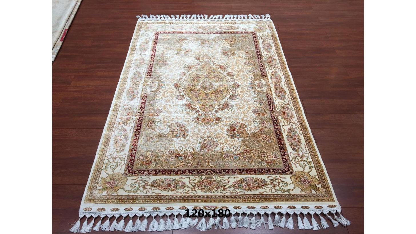 Logo 260L Artificial Silk Carpets