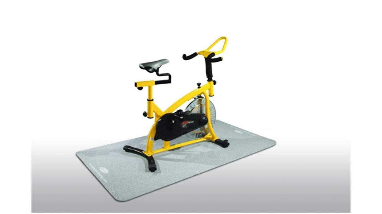 Logo Treadmill Mat