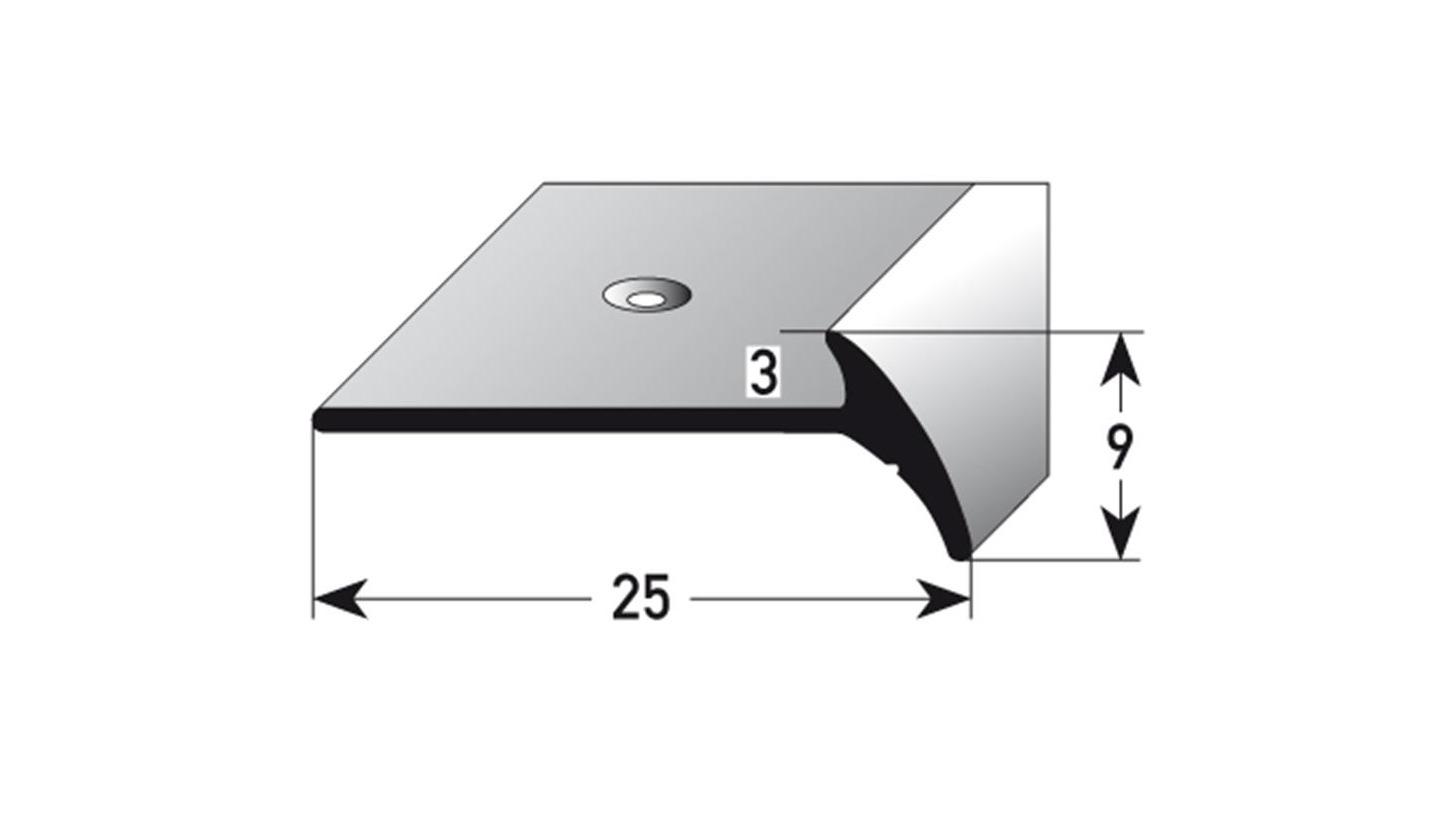 Logo fasson stair nosing 2 / 2,5 / 3 mm