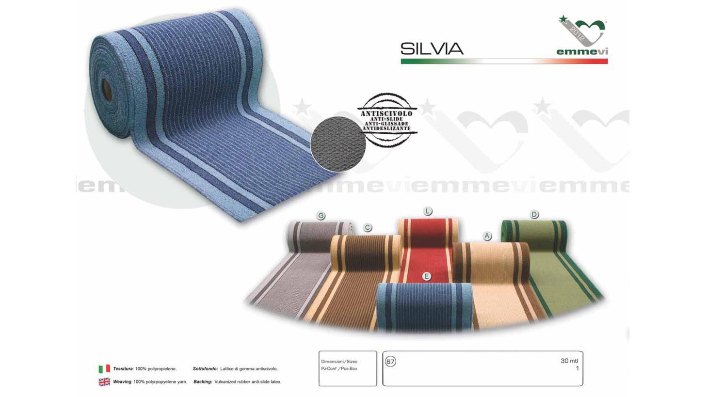 Logo SILVIA RUNNER
