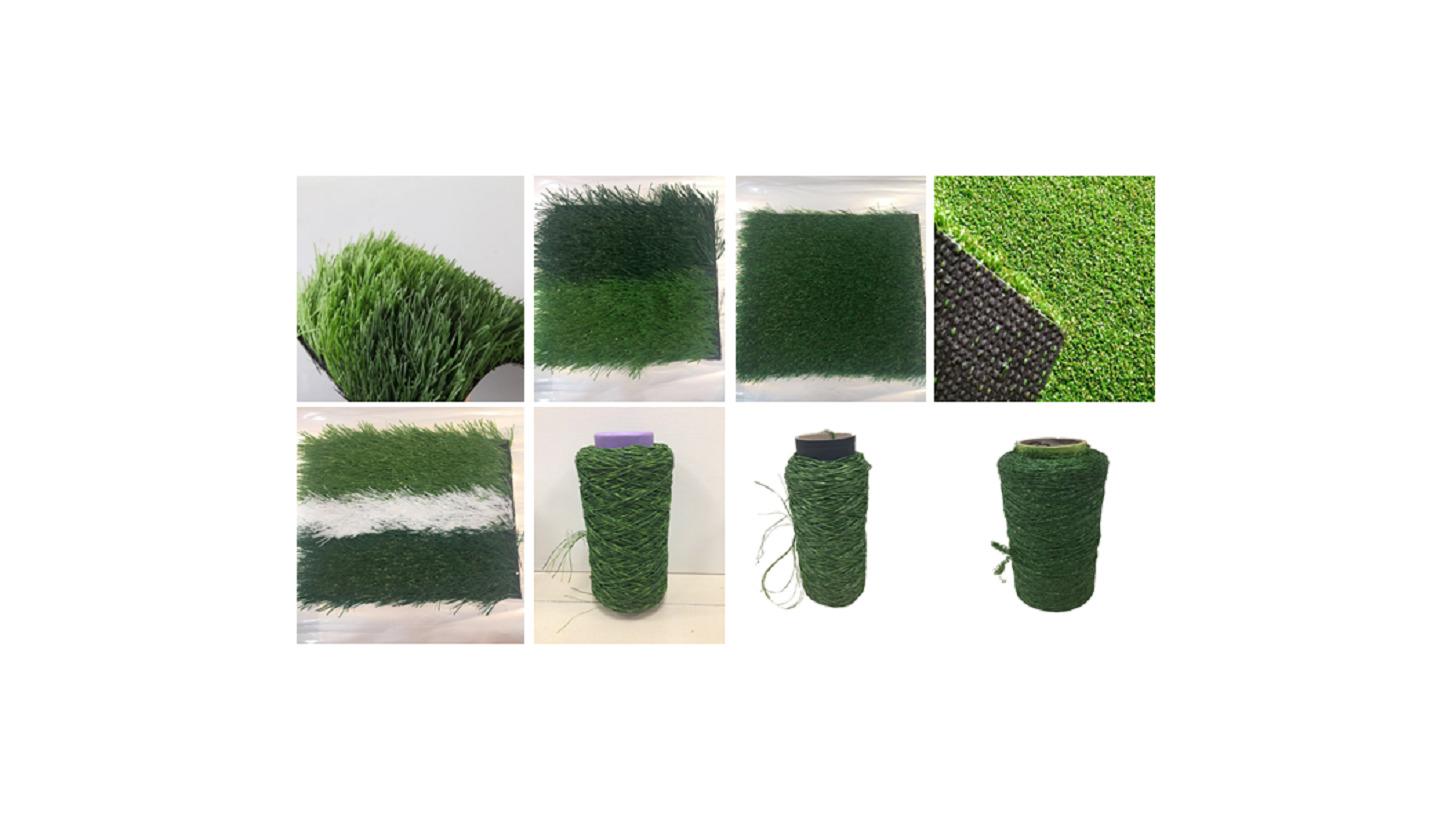 Logo Artificial grass