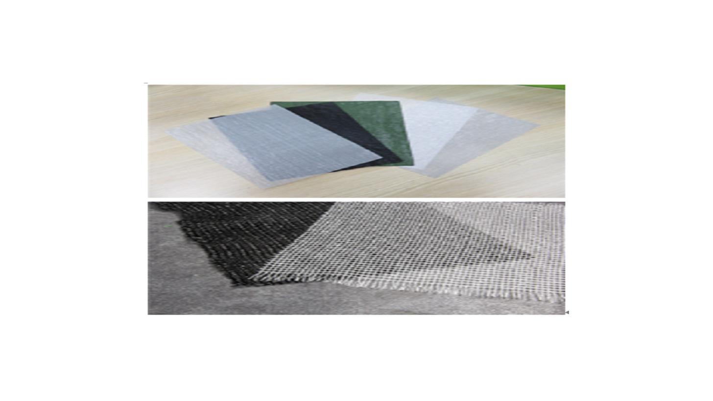 Logo Artificial grass fabric