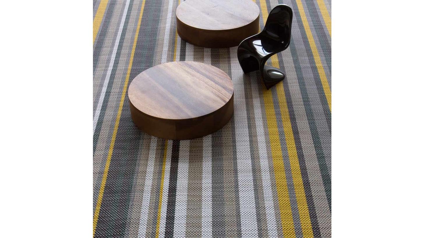 Logo PVC Woven Vinyl Flooring & Tiles