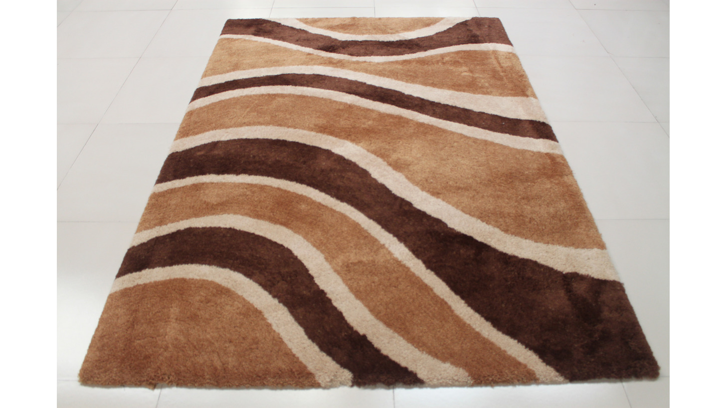 Logo Silk Design Carpet