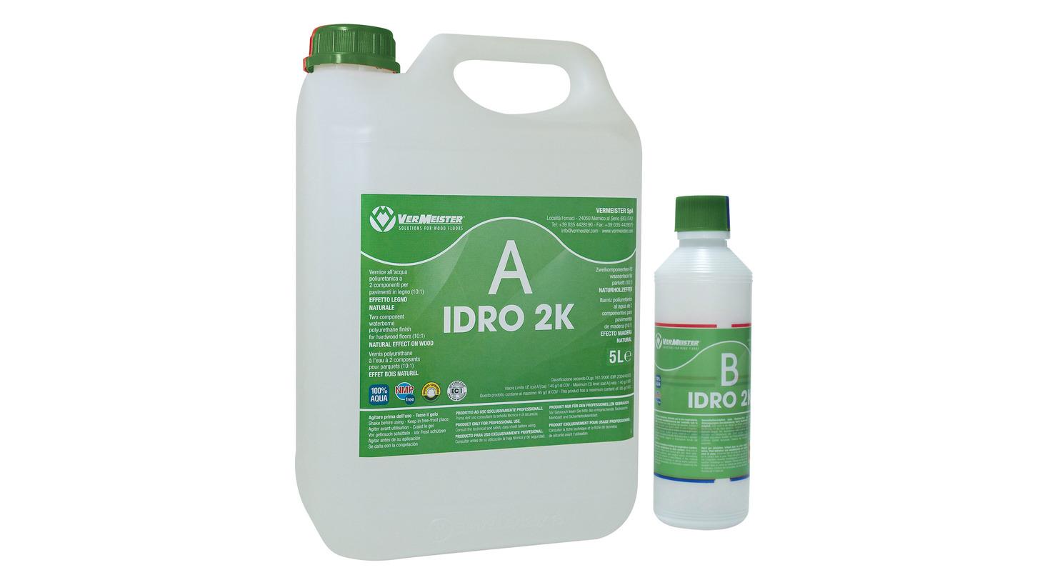 Logo IDRO 2K