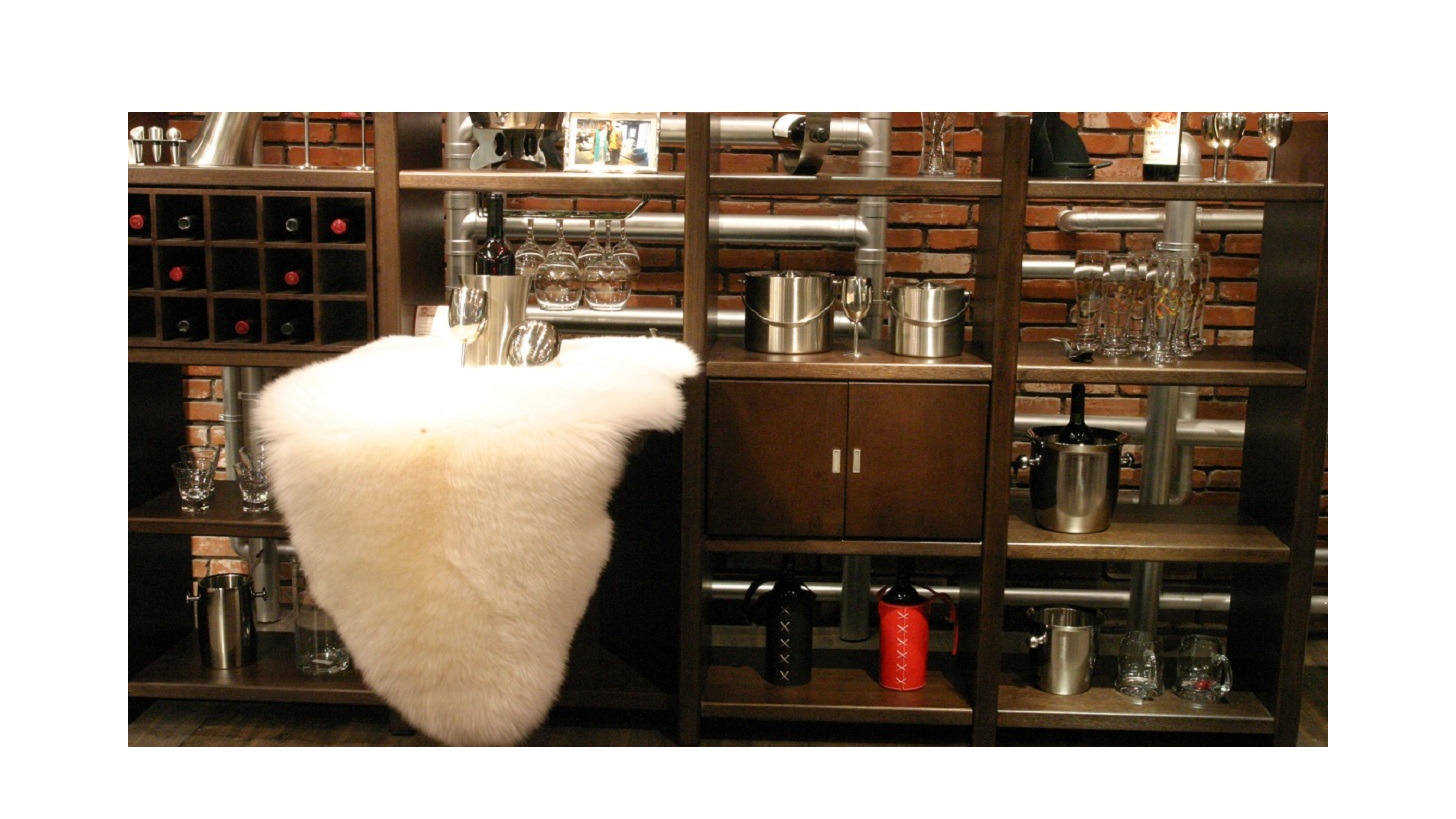 Logo Artificial Sheepskin Rugs and Carpets