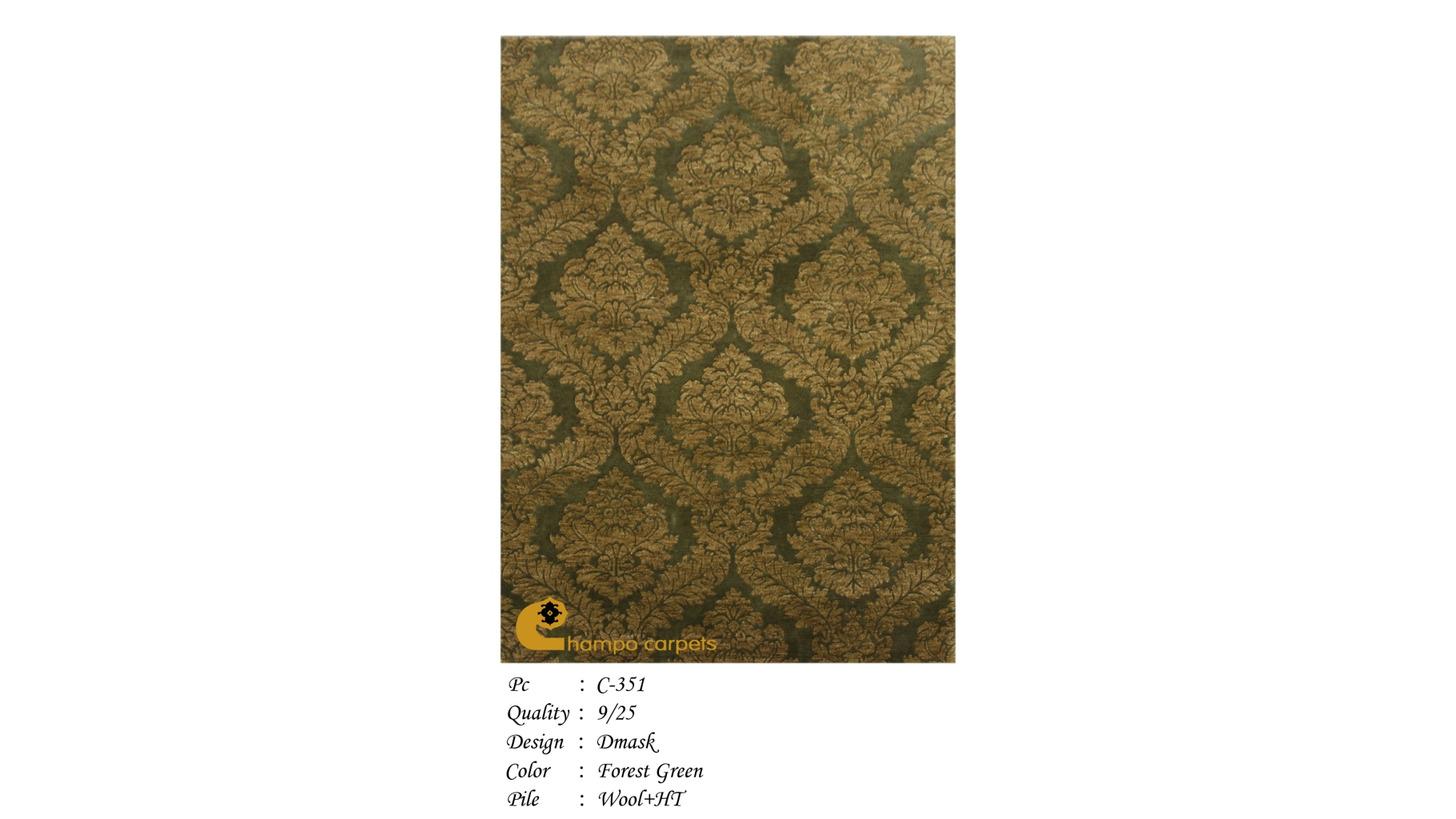 Logo Indo Tibetan Weave Carpets