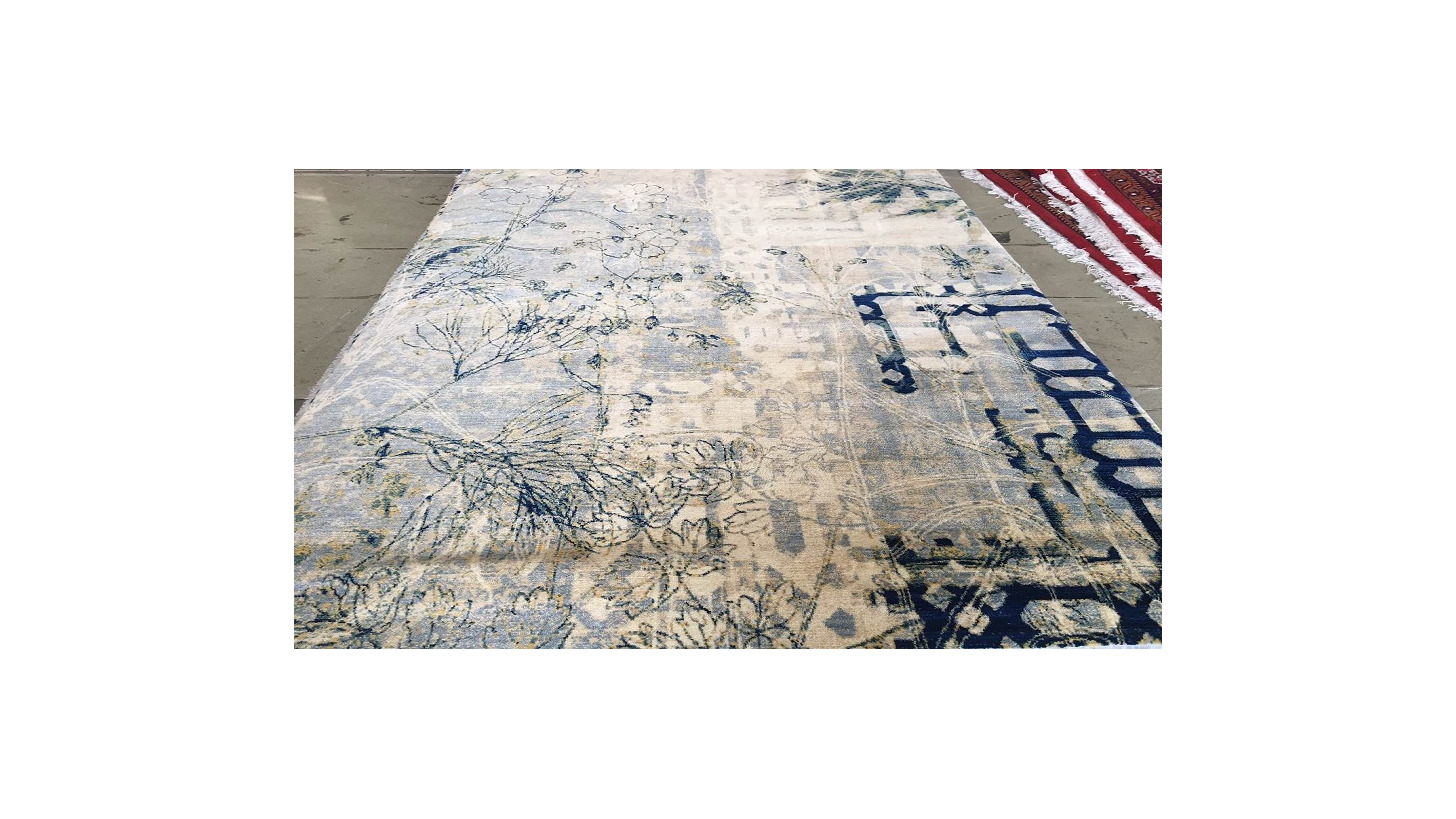 Logo Imitate hand knotted carpet
