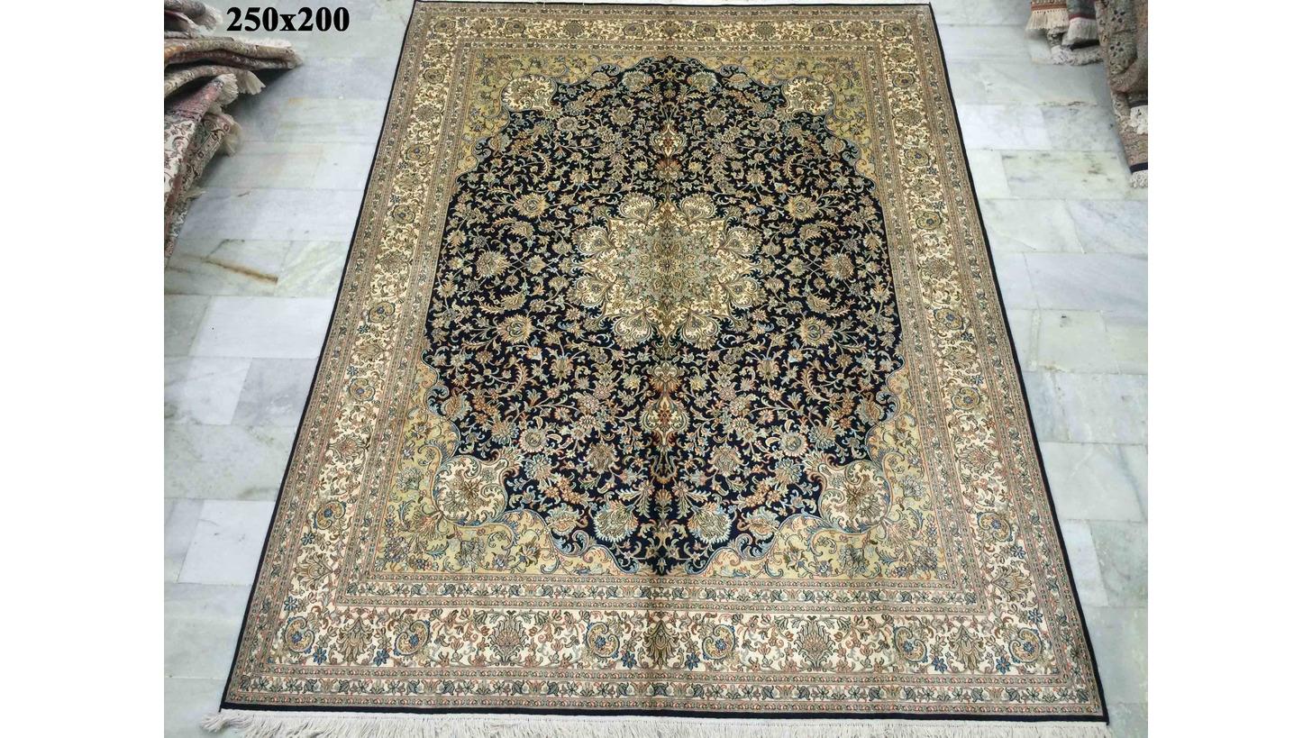 Logo Oriental Kashmir Silk Carpets